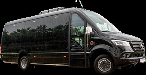 Bus do 24 miejsc