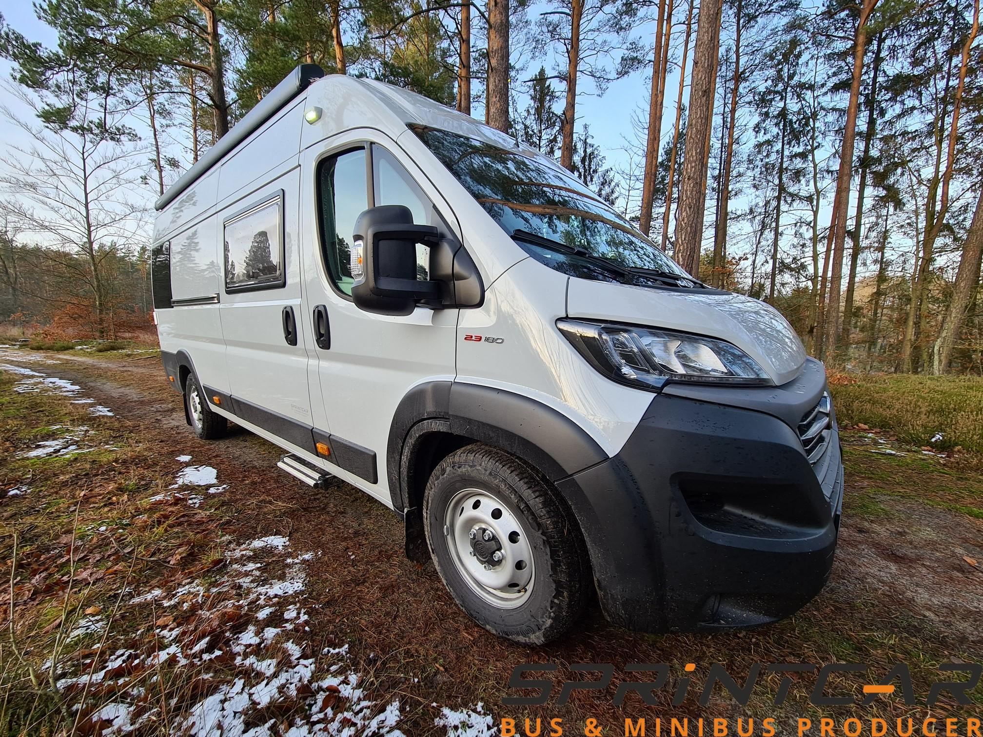 Sprintcar Campervan GT 6,4m